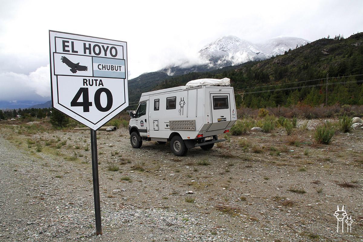 Ruta 40 Chubutt