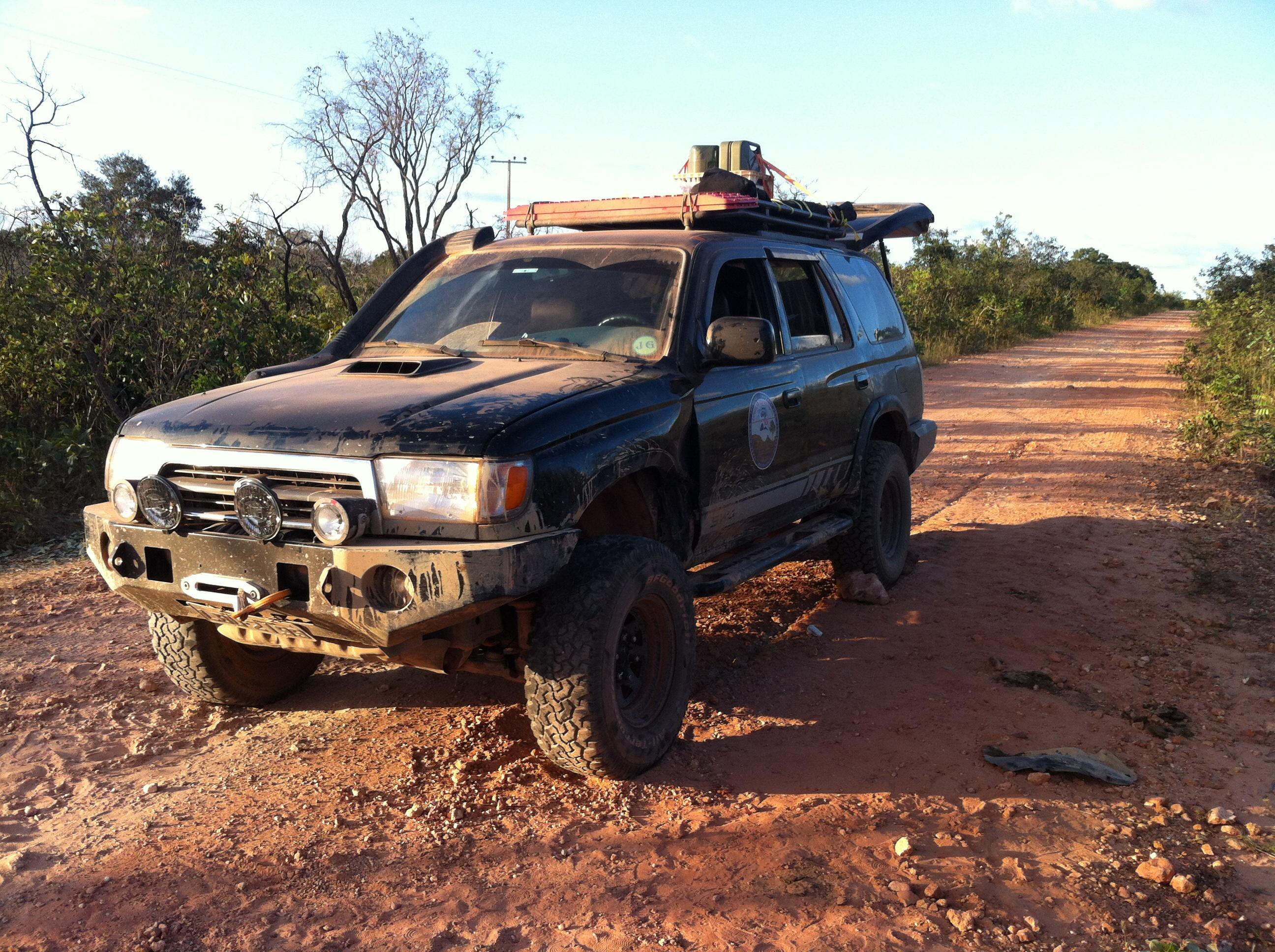 SW4/4Runner on The Trip.